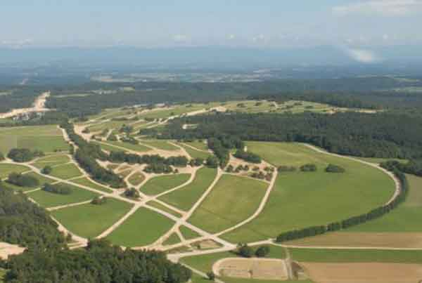 Environmental impact statement. Modification and extension project of the existing tank training pistes, Switzerland